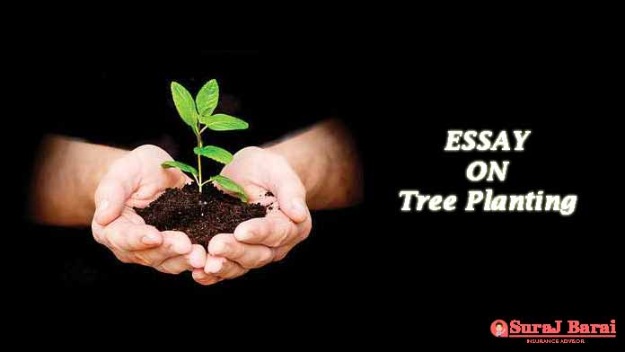Essay on tree planting in hindi